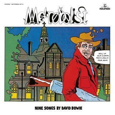 David Bowie<br>Metrobolist (aka The Man Who Sold The World)