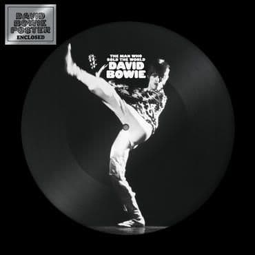 David Bowie<br>The Man Who Sold The World (Picture Disc)