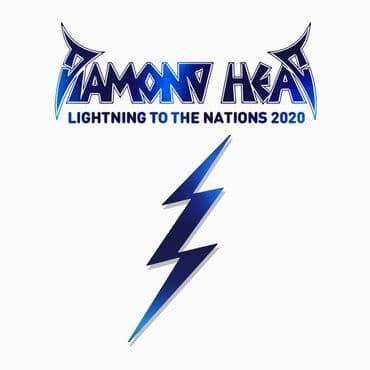 Diamond Head<br>Lightning To The Nations 2020