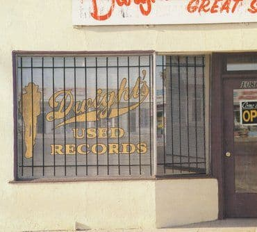 Dwight Yoakam<br>Dwight's Used Records (Gold Vinyl)