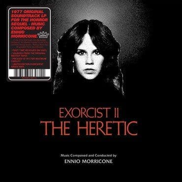 Ennio Morricone<br>Exorcist II: The Heretic