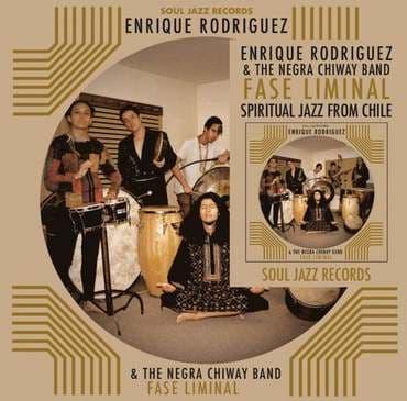 Enrique Rodriguez & The Negra Chiway Band<br>False Liminal