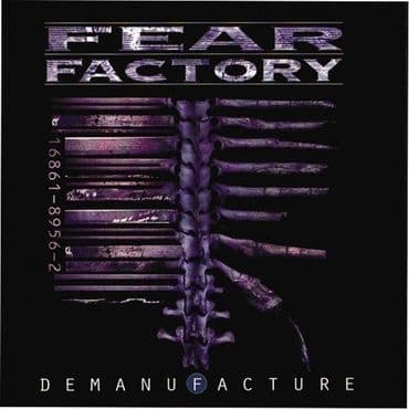 Fear Factory<br>Demanufacture (25th Anniversary Deluxe Edition)