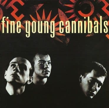 Fine Young Cannibals<br>Fine Young Cannibals (Red Vinyl)