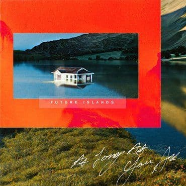 Future Islands<br>As Long As You Are (Petrol Blue Vinyl)