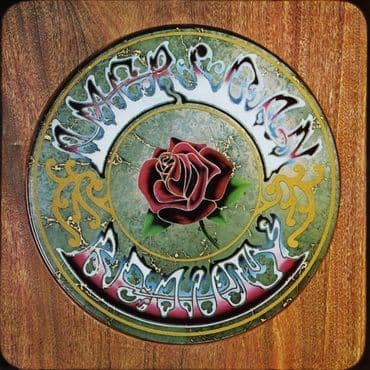 Grateful Dead<br>American Beauty (50th Anniversary)