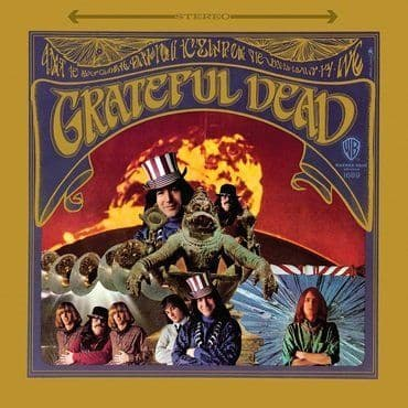 Grateful Dead<br>The Grateful Dead (50th Anniversary)