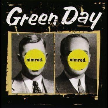 Green Day<br>Nimrod (Yellow Vinyl)