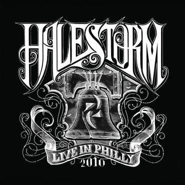 Halestorm<br>Live in Philly 2010