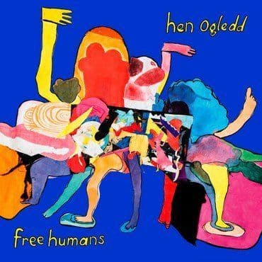 Hen Ogledd<br>Free Humans (Blue & Yellow Vinyl)