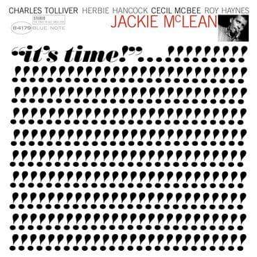 Jackie McLean<br>It's Time