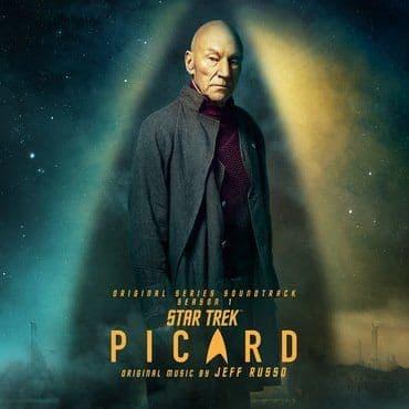 Jeff Russo<br>Star Trek Picard OST (Transparent Green Vinyl)
