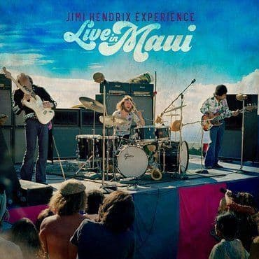 Jimi Hendrix Experience<br>Live in Maui