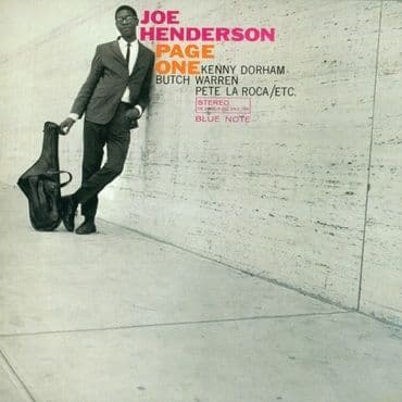 Joe Henderson<br>Page One