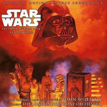 John Williams<br>Star Wars: The Empire Strikes Back (Blue Vinyl)