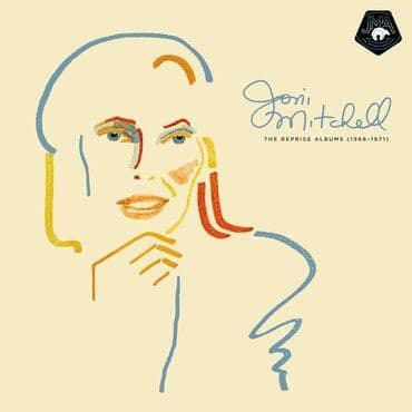 Joni Mitchell<br>The Reprise Albums (1968-1971)