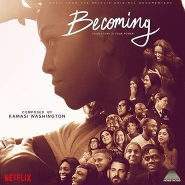 Kamasi Washington<br>Becoming