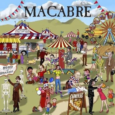 Macabre<br>Carnival Of Killers