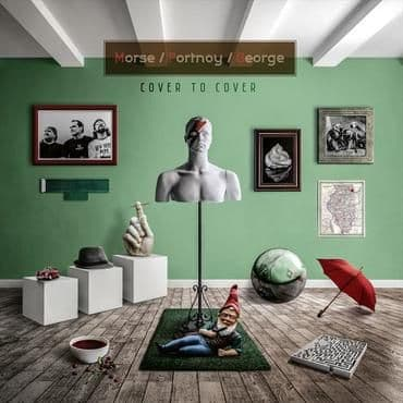 Morse / Portnoy / George<br>Cover To Cover (Remastered)