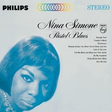 Nina Simone<br>Pastel Blues (Definitive Audiophile Version)
