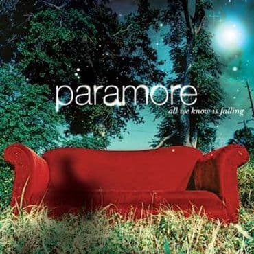 Paramore<br>All We Know Is Falling