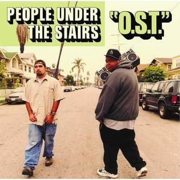 People Under The Stairs<br>O.S.T.