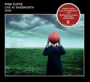Pink Floyd<br>Live At Knebworth 1990