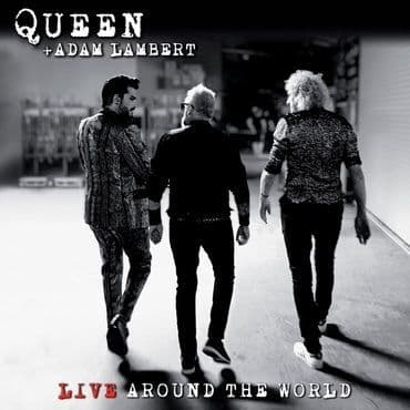 Queen & Adam Lambert<br>Live Around The World (Red Vinyl)