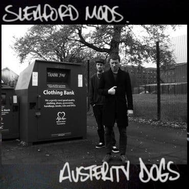 Sleaford Mods<br>Austerity Dogs (Neon Yellow Vinyl)