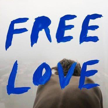Sylvan Esso<br>Free Love (Blue Vinyl)