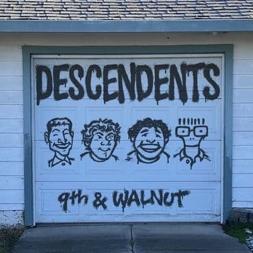 The Descendents<br>9th and Walnut
