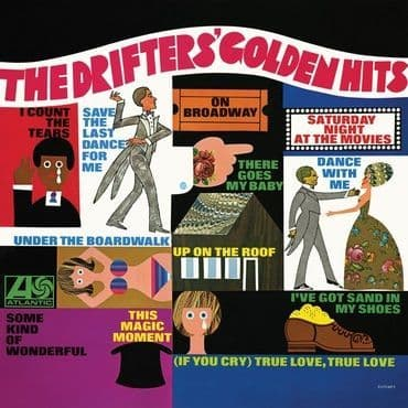 The Drifters<br>The Drifters Golden Hits