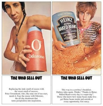 The Who<br>The Who Sell Out