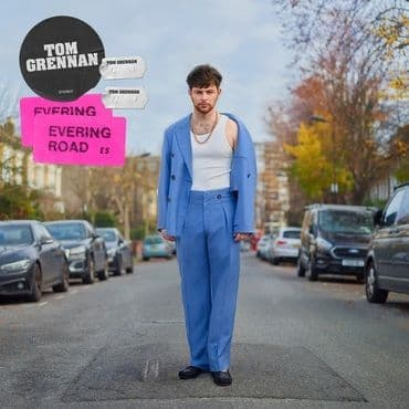 Tom Grennan<br>Evering Road (Blue Vinyl)