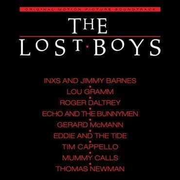 Various<br>The Lost Boys Soundtrack (Red Vinyl)