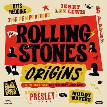 Various<br>The Rolling Stones - Origins (Greatest Music Influences)