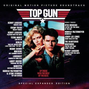 Various<br>Top Gun OST (Picture Disc)