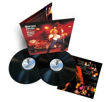 Warren Zevon<br>Stand In The Fire - Live At The Roxy (Deluxe Edition)