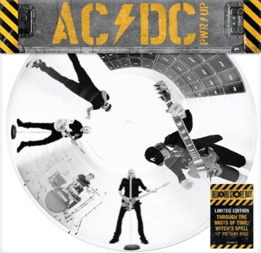 AC/DC<br>Through The Mists Of Time / Witches Spell (RSD 2021)