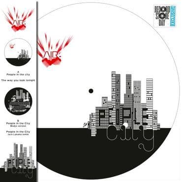 Air<br>People In The City (RSD 2021)