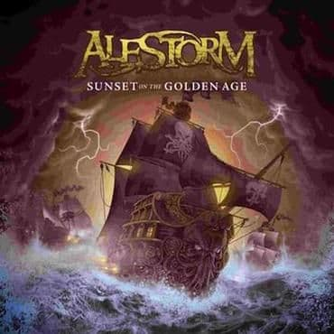 Alestorm<br>Sunset On The Golden Edge (RSD 2021)