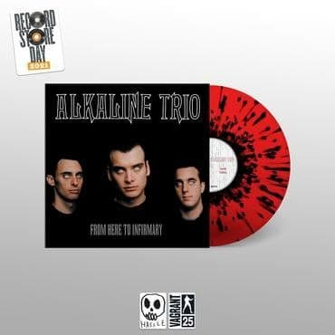 Alkaline Trio<br>From Here To Infirmary (RSD 2021)