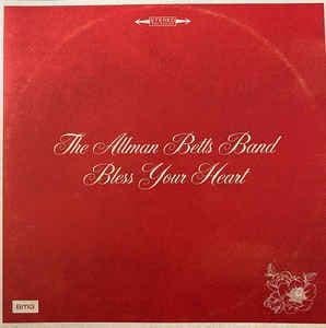 Allman Betts Band<br>Bless your heart Clear Vinyl