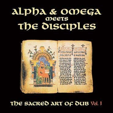 Alpha & Omega<br>Sacred Art Of Dub Volume 1