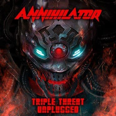 Annihilator<br>Triple Threat Unplugged (RSD 2020)