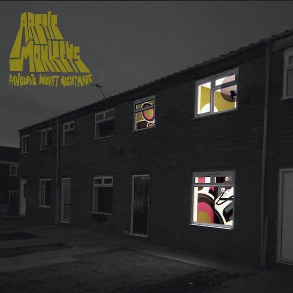 Arctic Monkeys<br>Favourite Worst Nightmare