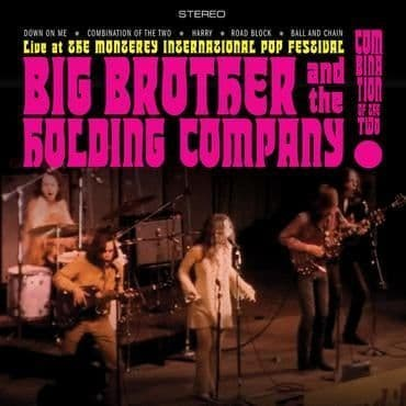 Big Brother & The Holding Company<br>Combination of the Two: Live (BF 2021)