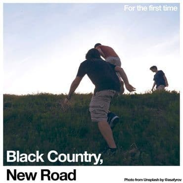 Black Country, New Road<br>For the first time (LRS 2021)