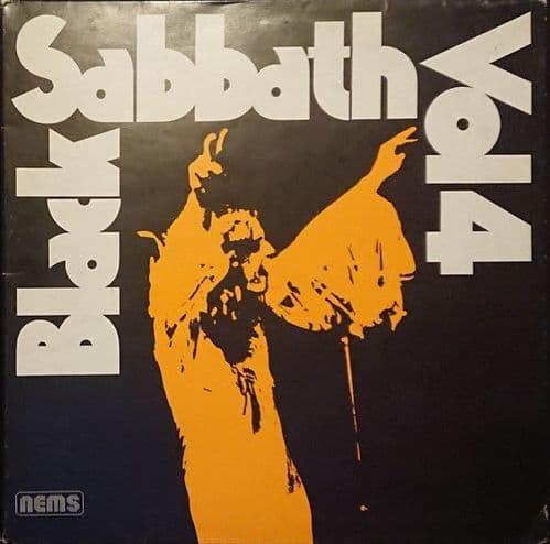 Black Sabbath<br> Black Sabbath Vol 4