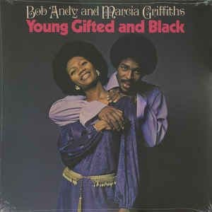 Bob Andy and Marcia Griffiths<br>Young Gifted and Black